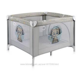 Манеж Бертони Плейлист Стейшен детский кровать Bertoni Lorelli Stotion. Хмельницкий. фото 1