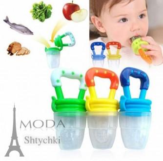 Соска для ребенка - Ниблер, для фруктов и овощей. Хмельницкий. фото 1