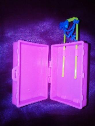 Акссессуары для куклы чемодан. Днепр. фото 1