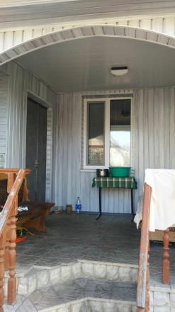 Продається будинок в с.Корнин, 140кв.м. Земельна ділянка 16сот. У будинку 6 кімн. Корнин, Ровненская область. фото 8