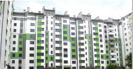 1-кімнатна квартира в зданому будинку біля Арсену. Ивано-Франковск. фото 1