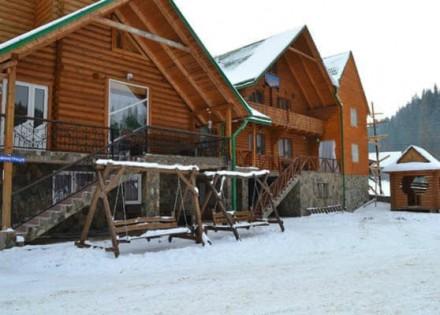 Сауна (оплачивается отдельно) Катание на лыжах Место для хранения лыж. Киев, Киевская область. фото 6