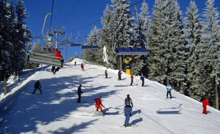 Сауна (оплачивается отдельно) Катание на лыжах Место для хранения лыж. Киев, Киевская область. фото 4