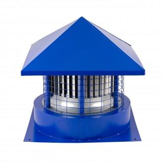 Вентилятор крышный радиальный  КВЦ 1. Днепр. фото 1