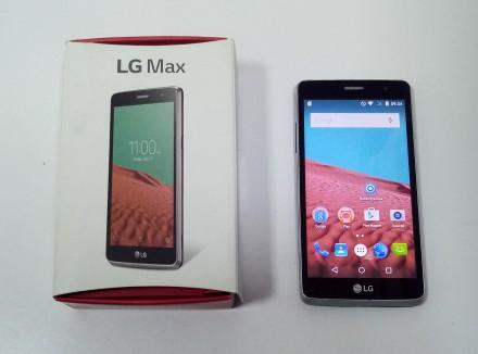 Мобильный телефон LG Max X155. Киев. фото 1
