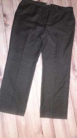 Фирменные шерстяные штаны батал. Киев. фото 1
