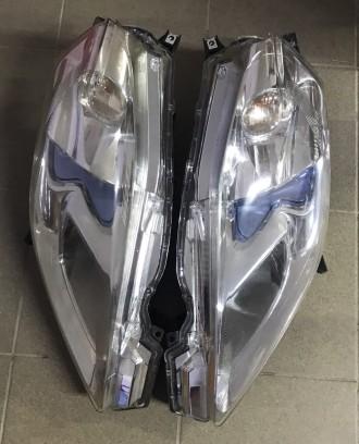 Фара передняя левая правая LED Америка Nissan Leaf. Тернополь. фото 1