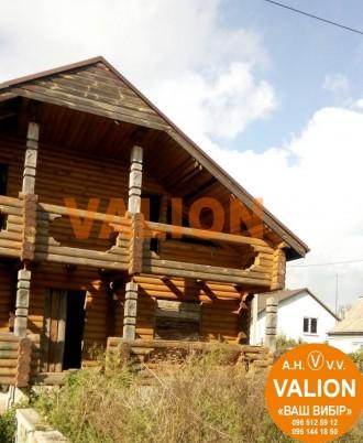 Продам дом из бруса 170 м2 под вывоз. Борисполь. фото 1