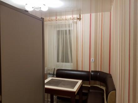 Сдам 2 комнатную квартиру с Евро- ремонтом ул. Леси Украинки( р-н 7-й школы)  . Курский, Сумы, Сумская область. фото 3