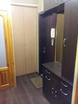 Сдам 1-к квартиру Победа-6, 9этаж,лифт работает всегда! Окна выходят в тихий дво. Победа-6, Днепр, Днепропетровская область. фото 8