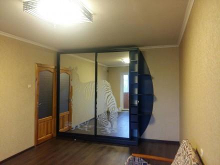 Сдам 1-к квартиру Победа-6, 9этаж,лифт работает всегда! Окна выходят в тихий дво. Победа-6, Днепр, Днепропетровская область. фото 4