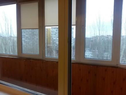 Сдам 1-к квартиру Победа-6, 9этаж,лифт работает всегда! Окна выходят в тихий дво. Победа-6, Днепр, Днепропетровская область. фото 3