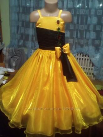 Платье на выпускной. Славутич. фото 1