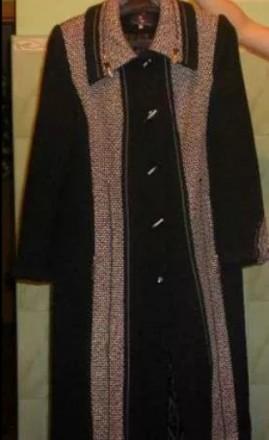 Жіноче зимове пальто женский зимний плащ. Ивано-Франковск. фото 1