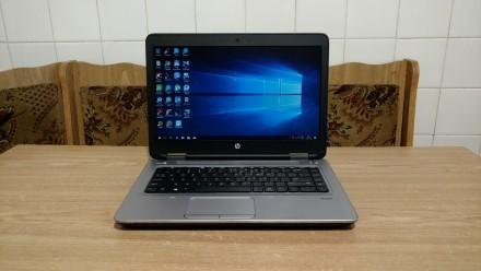 HP Probook 640 G2, 14'', i5-6300U, 8GB DDR4, 256GB SSD, Win 10 Pro. Гарантія.. Львов. фото 1