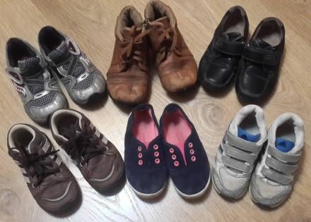 Обувь для мальчика 4 - 5 лет от 60 гр. Дешево!!!. Одесса. фото 1