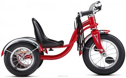 Детский трехколесный велосипед. Львов. фото 1