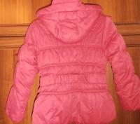 Демисезонная курточка на девочку (пр-во Польша) в очень хорошем состоянии. На би. Кривий Ріг, Дніпропетровська область. фото 3