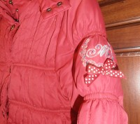 Демисезонная курточка на девочку (пр-во Польша) в очень хорошем состоянии. На би. Кривий Ріг, Дніпропетровська область. фото 4
