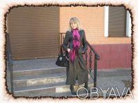 Продам дешево стильный кожаный плащ. Чернигов. фото 1