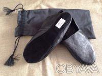 Бонцы мужские, сменная обувь для авто, самолета, отдыха. Дніпро. фото 1