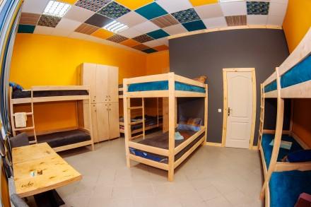 Посуточно / почасово комната койко-место номер Хостел Papa`s Чернигов. Чернигов. фото 1