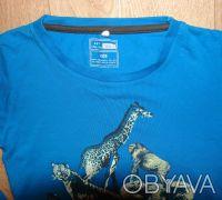 новая футболка Palomino 110 разм., она большемерит.   Отлично на 5-6 лет.  Зам. Киев, Киевская область. фото 11