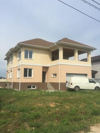 Дом село Гора 3-х-ый с цоколем возможен ОБМЕН. Киев. фото 1