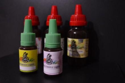 Жидкость для заправки вейпа/электронных сигарет, жижа вейп vape пар. Бердянск. фото 1