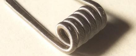 Fused Clapton Coil спирали/койлы/дрипка/бак/мех/плата. Бердянск. фото 1