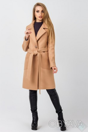 7c487e9e42d ᐈ Пальто женское демисезонное Кипр (4 цвета) ᐈ Харьков 1480 ГРН ...