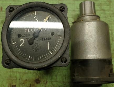 ТЭ-3 тахометр. Сумы. фото 1