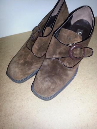 f81d8b1fb Обувь на толстом каблуке – купить обувь на доске объявлений OBYAVA.ua