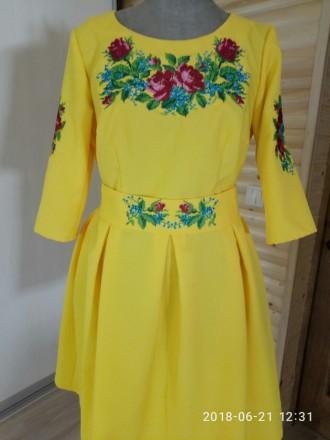 Вишиті плаття. Васильков. фото 1