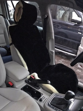 РАСПРОДАЖА! Накидки из натуральной овчины для сидений  в авто (чехлы на сидушки). Хмельницкий. фото 1