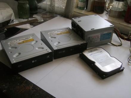 Комплектующие БУ. Николаев. фото 1