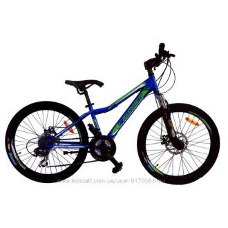 Кросер Форс 26дюймов велосипед горный одноподвес Crosser Fors 9-fr-d. Хмельницкий. фото 1