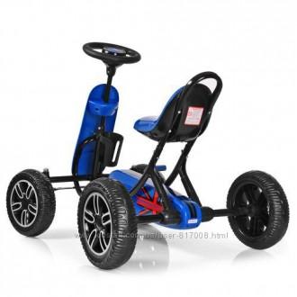 Карта Бемби М3622 детский педальная машинка велокарт Bembi. Хмельницкий. фото 1