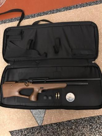 Продам РСР пневматическую винтовку КОЗАК 450/220. Чернигов. фото 1