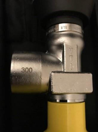 Воздушный баллон RAPTOR, б/у, стальной, 8л, 300 атм, испытан на 450 атм, опрессо. Чернигов, Черниговская область. фото 4