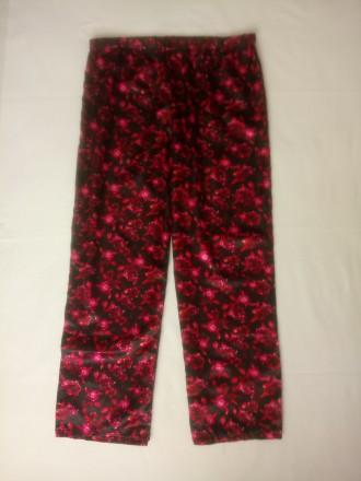 Шелковые брюки в пижамном стиле. Кропивницкий. фото 1