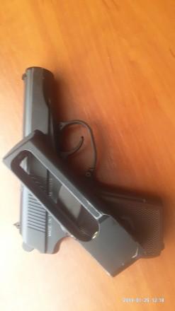 пістолет sas makarov. Камень-Каширский. фото 1