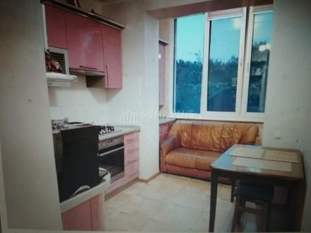 1-комнатная квартира, 41 кв.м. Киево-Святошинский. фото 1