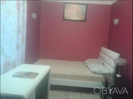 Сдам двухкомнатную квартиру недалеко от Мост-Сити( Рогалева) , квартира находитс. Центр, Днепр, Днепропетровская область. фото 1