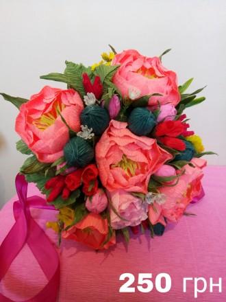 Красивые, яркие и сладкие подарочки лля любимых женщин на праздник 8-е марта, ра. Запорожье, Запорожская область. фото 6