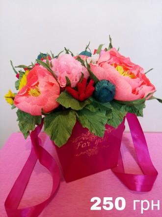 Красивые, яркие и сладкие подарочки лля любимых женщин на праздник 8-е марта, ра. Запорожье, Запорожская область. фото 5