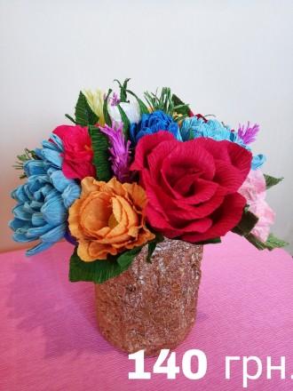 Красивые, яркие и сладкие подарочки лля любимых женщин на праздник 8-е марта, ра. Запорожье, Запорожская область. фото 8