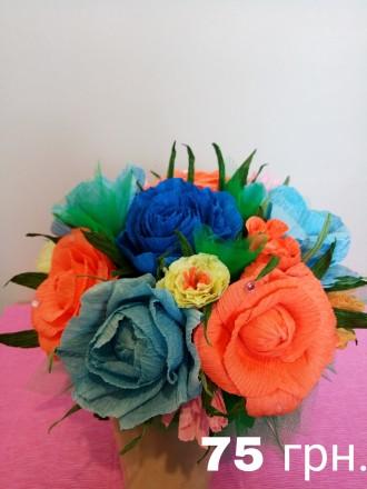 Красивые, яркие и сладкие подарочки лля любимых женщин на праздник 8-е марта, ра. Запорожье, Запорожская область. фото 9