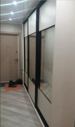 Аренда долгосрочная, 2к квартира на Победе 1,в районе Варуса. Квартира с капитал. Победа-1, Днепр, Днепропетровская область. фото 3