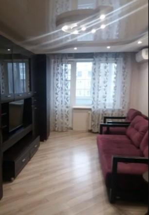 Аренда долгосрочная, 2к квартира на Победе 1,в районе Варуса. Квартира с капитал. Победа-1, Днепр, Днепропетровская область. фото 2